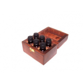 Wooden Aromatherapy Box - 108 x 80mm