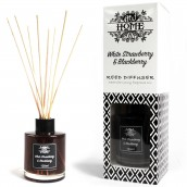 120ml Reed Diffuser - White Strawberry & Blackberry