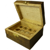 Wooden Aromatherapy Box - 200 x 150 x 80mm