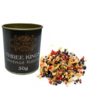 50g Three Kings Resin