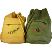 Yellow Freedom Back Pack