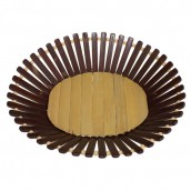 Bamboo Basket - Large Oval