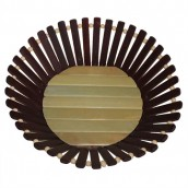 Bamboo Basket - Large Round