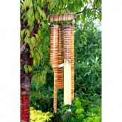 Bamboo Wind Chimes - 4 Tubes - Large
