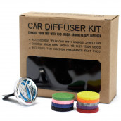 Aromatherapy Car Diffuser Kit - Angel Wings