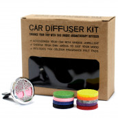 Aromatherapy Car Diffuser Kit - Tree of Life