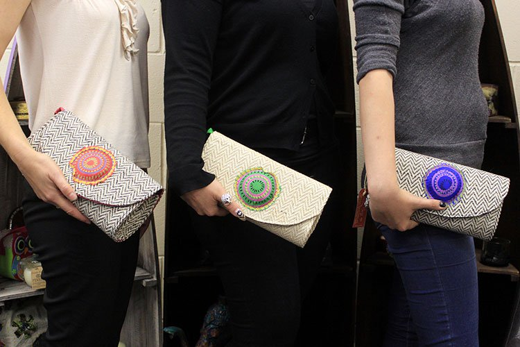 Jute & Silk Eco Handbags