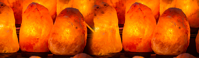 Quality Himalayan Salt Lamps