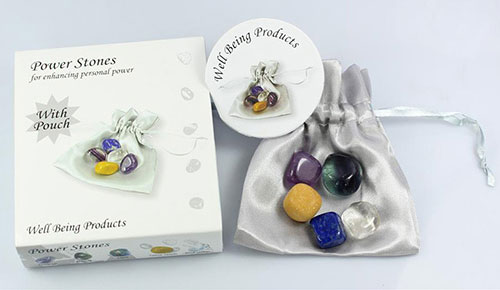 Wellbeing Gemstone Sets