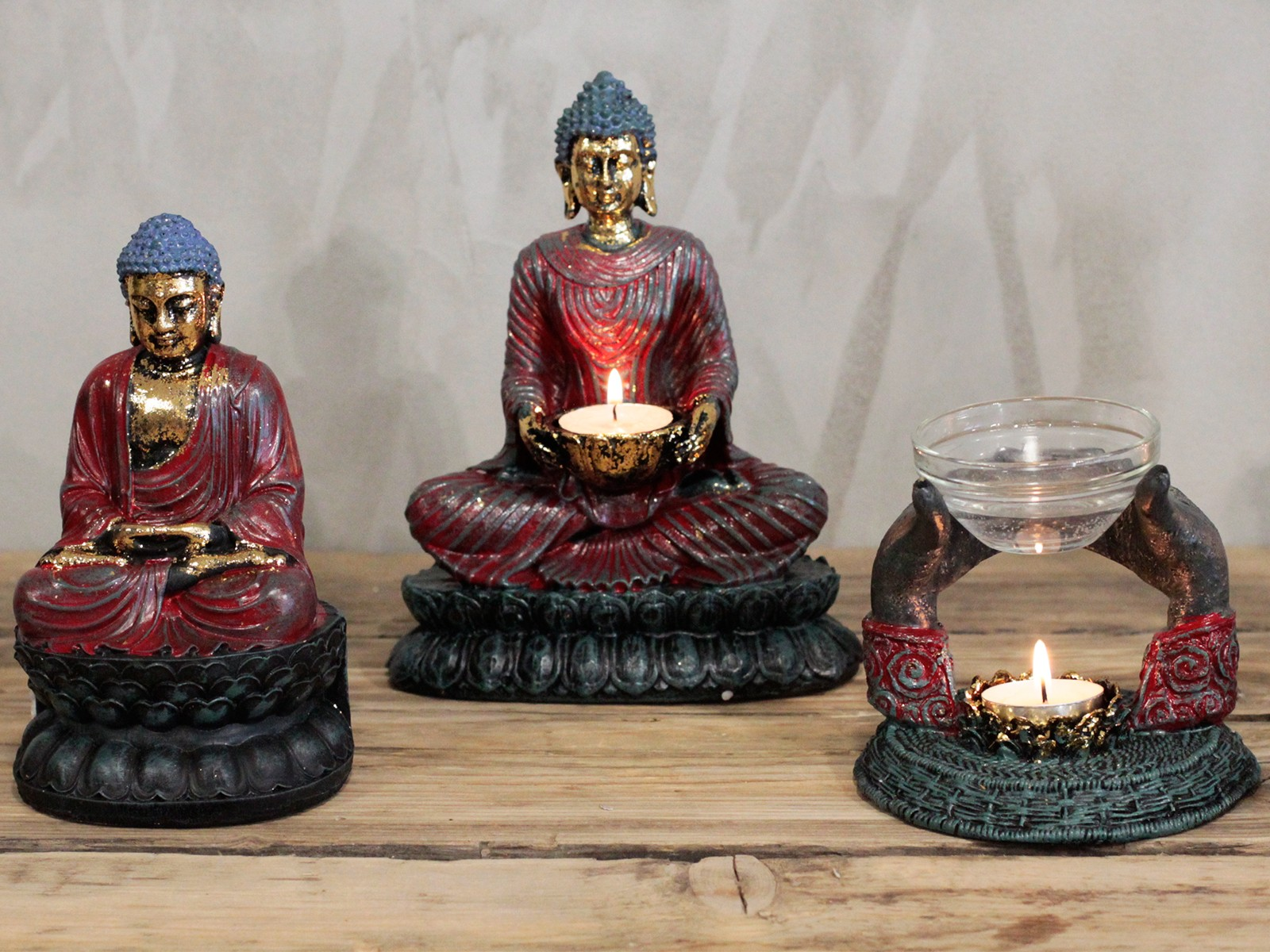 Antique Buddha Collectables