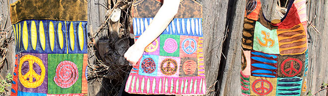 Indian Ethnic Peace Bags