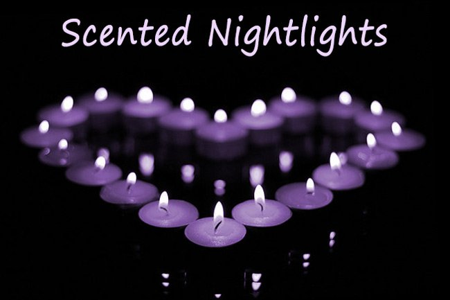 Scented Nightlights