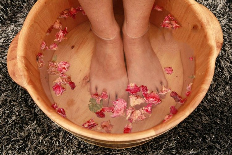 Foot Spas - Cedar Wood