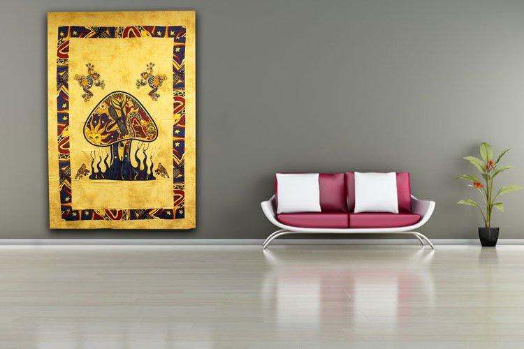 Indian Bedspreads/Wall Art