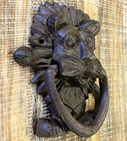 Cast Iron Door Knockers