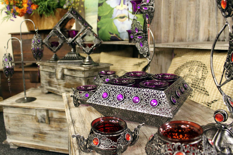 Moorish Candle Holders