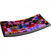 Mosaic Incense Plates