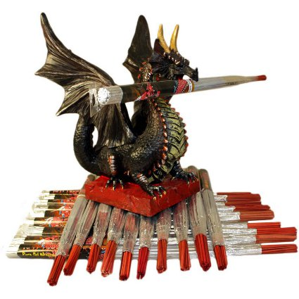 Red Dragon Incense