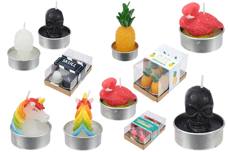 Novelty Tea Light Candles