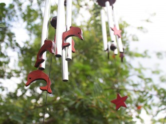 Classic Wooden Wind Chimes