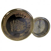 'Made For Royal Navy' Compass