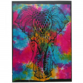 Cotton Wall Hanging - Elephant