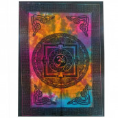 Cotton Wall Hanging - Sacred OM