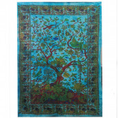 Cotton Wall Hanging - Tree of Life