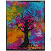 Cotton Wall Hanging - Tree of Strength