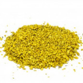 Bag of 1 Kg Decorative Pumice - Sunny Yellow