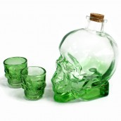 Demon Drink Set with a Green Head