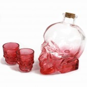 Demon Drink Set with a Red Head