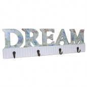 Wooden Coat Hanger - Dream Decor