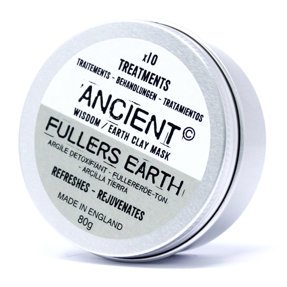 Fuller's Earth Clay Mask 80g