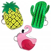 3 x Fun Money Pouches - Tropical Dreams