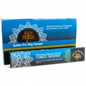 4 x Packs Golden Tree Nag Champa Incense - 2