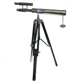 Grand Brass Telescope with Expandable Stand