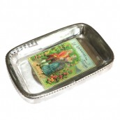 Language of Flowers Soap Dish