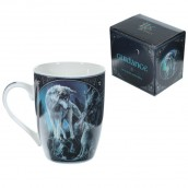 Bone China Mug - Lisa Parker Guidance Wolf