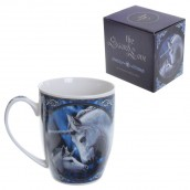 Bone China Mug - Lisa Parker Sacred Love Unicorn