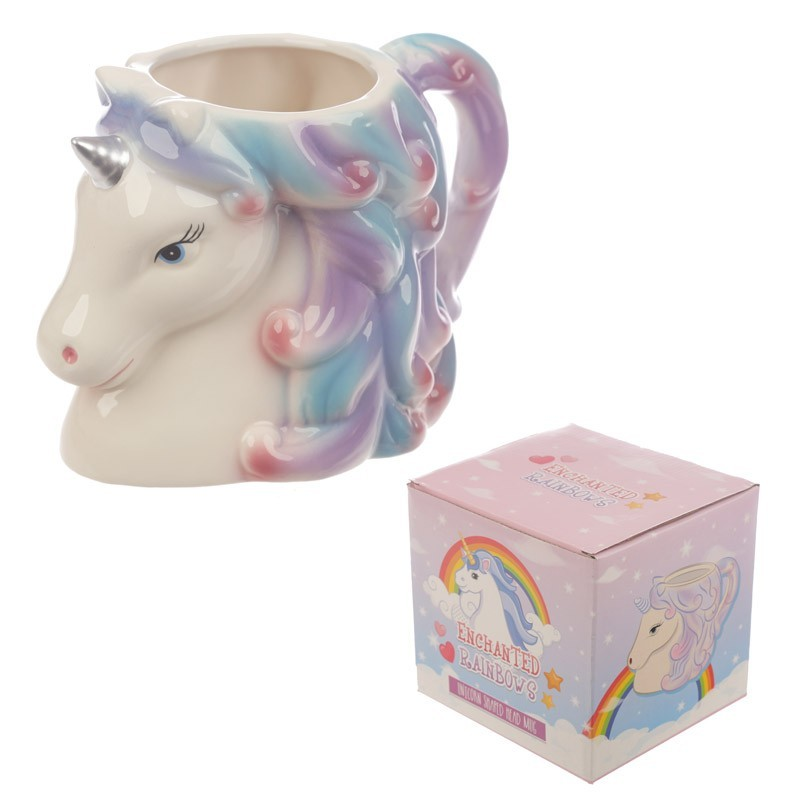 Enchanted Rainbows Unicorn Mug
