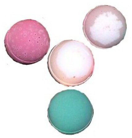 All Four Xmas Bath Bombs - Half Price