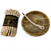 Pure Herb Spikenard Rope Incense