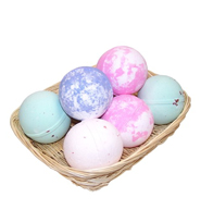 All Four Shea Butter Bath Bombs - Half Price