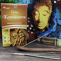 4 Packs of Vedic Incense Sticks